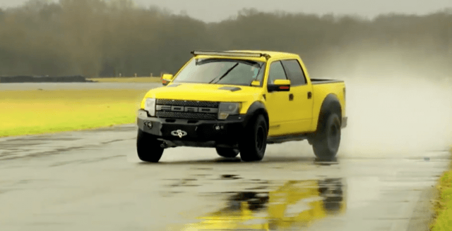The Stig Top Gear Hennessey VelociRaptor