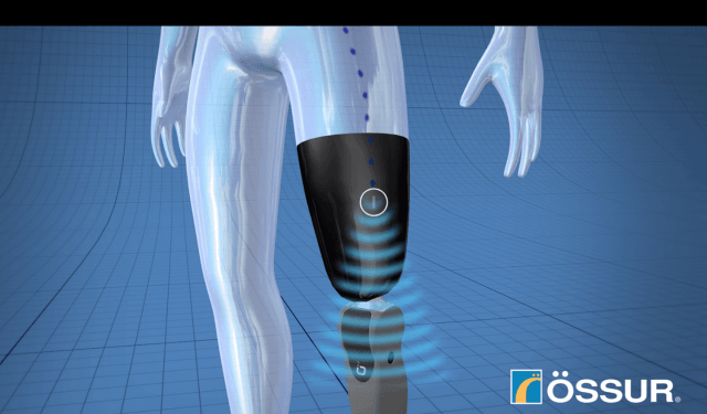 mind controlled bionic prosthetics announced screen shot  at pm