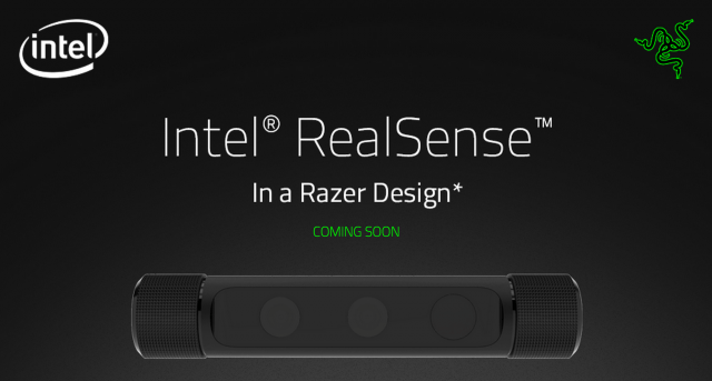 razer and intel are collaborating on a  d sensing camera for vr pc screen shot at pm