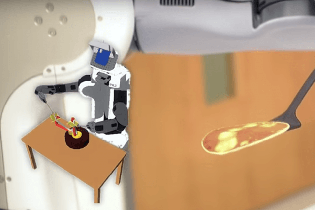 robohow is teaching robots practical skills so that they can make you pancakes screen shot  at am