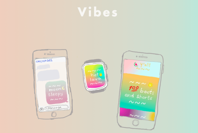 magic vibes is the app that finally puts wearable first screen shot  at pm