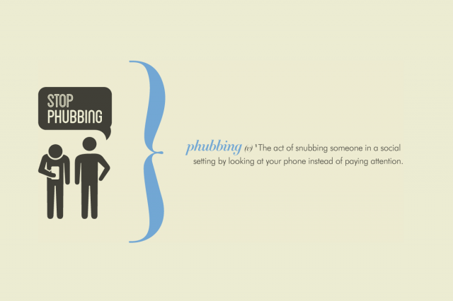 what is phubbing and it ruining your relationships screen shot  at pm