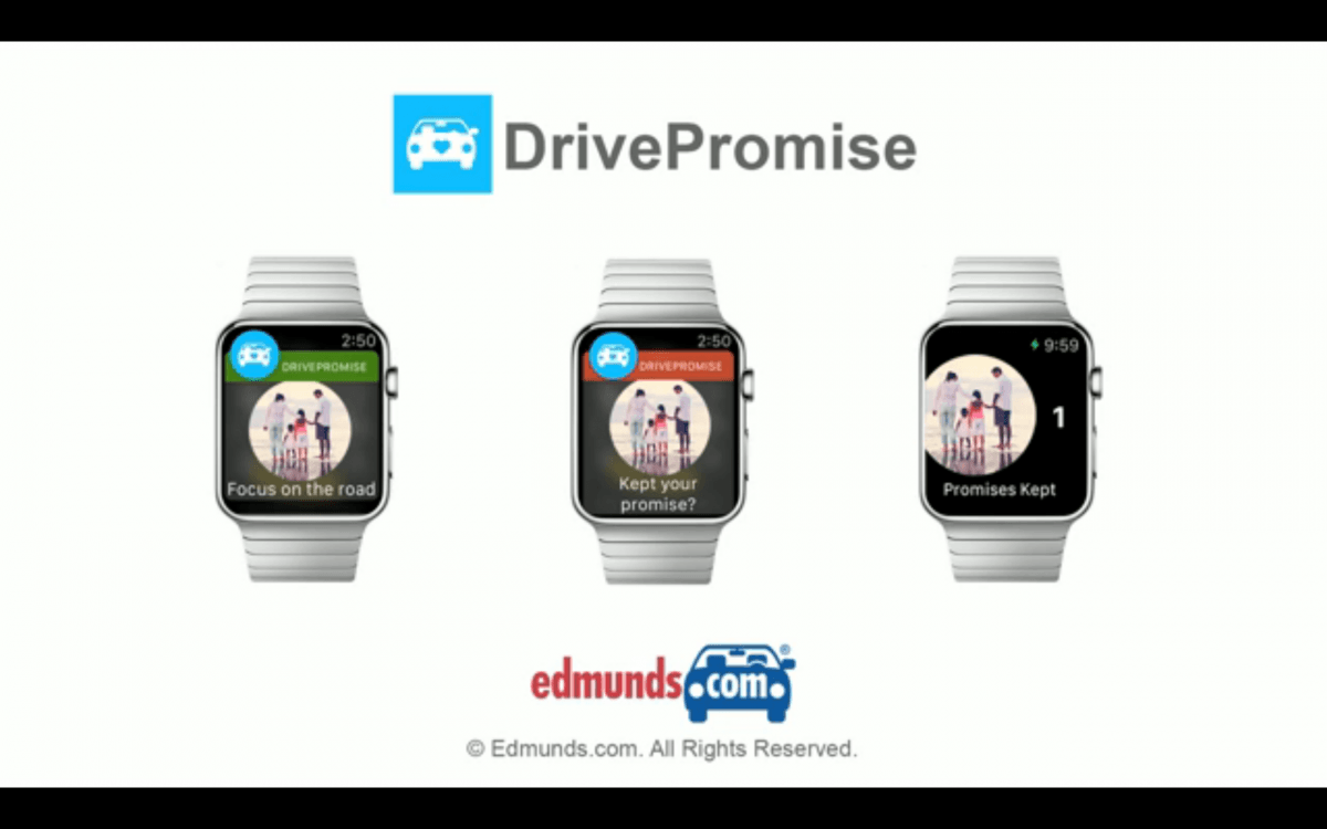 drivepromise by edmunds distracted driving app pictures news