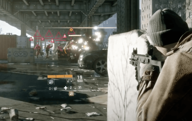 tom clancys the division gameplay trailer leak clancy s screenshot from leaked video