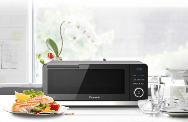 ... in under 20 minutes with Panasonic?s new countertop induction oven