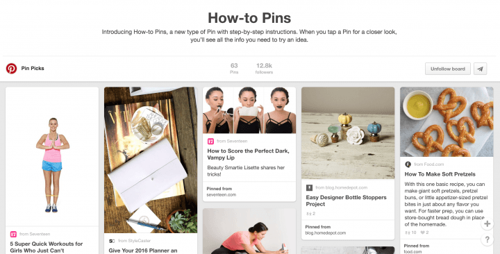 Brands are already using Pinterest's interactive new Pins