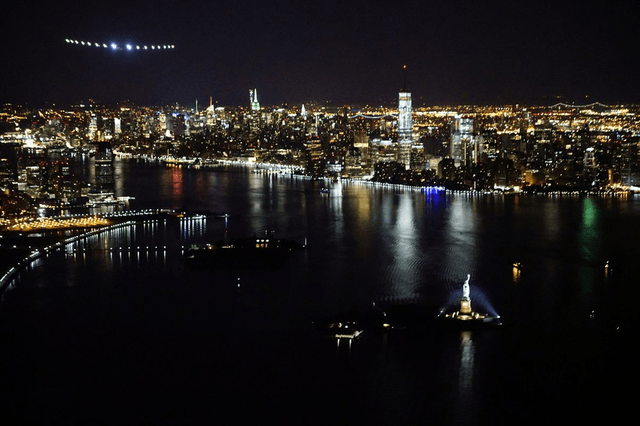solar impulse  nyc screen shot at am