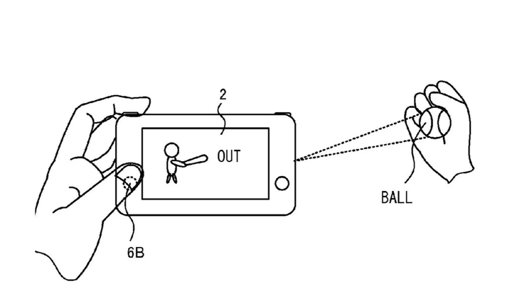 Switch projector patent