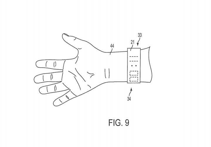 Apple Patent Woven Display 3