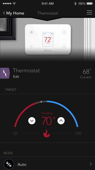 idevices thermostat review screen  x ( )
