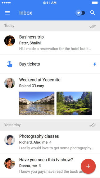 simple ways to organize you inbox by gmail