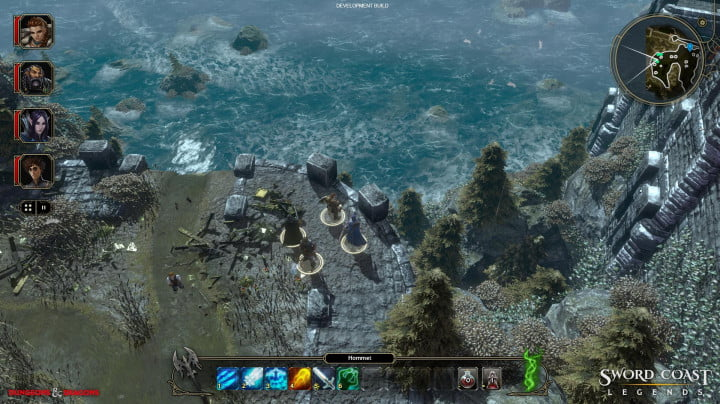 sword coast legends the first game to get dungeon mastering right screen scl