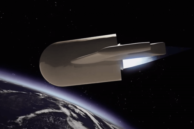 airbus adeline reusable rocket concept screen shot  at am