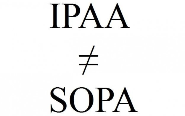 Rep Lamar Smith's IPAA does not equal SOPA