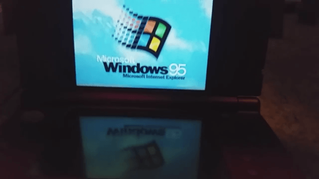 windows  on nintendo ds