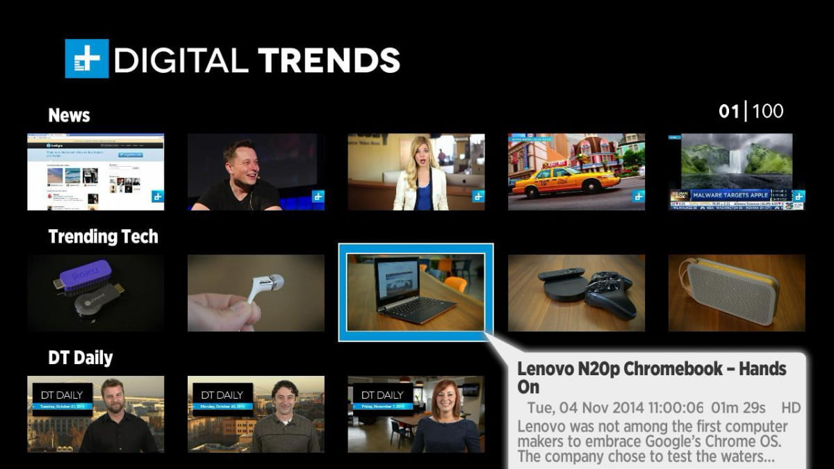 digital trends roku streaming tv and media players screenshot