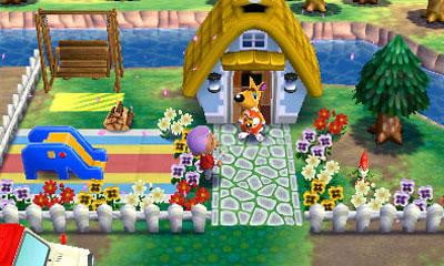 nintendo announces two new animal crossing games screenshot