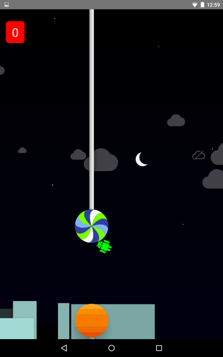 flappy bird easter egg inside android lollipop