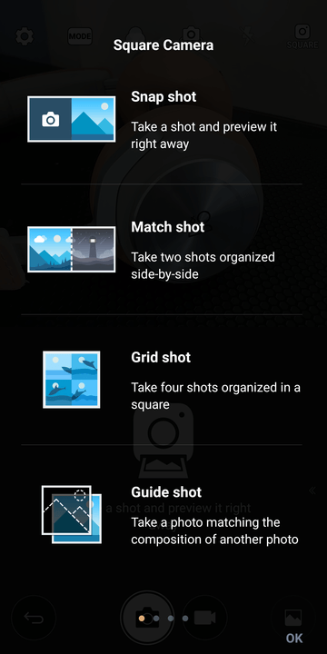 how to use the lg g  camera screenshot