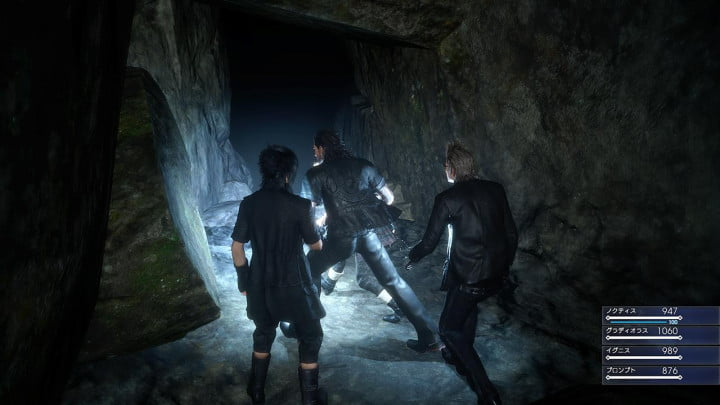 final fantasy xv embraces action and exploration thats just great screenshots