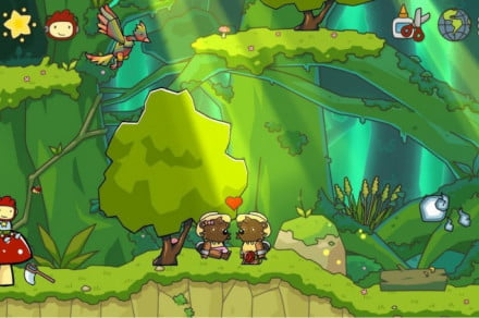 Scribblenauts Unlimited review 1