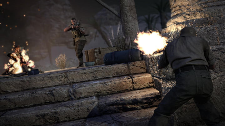 sniper elite  review se image