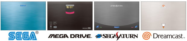 Sega Laptops from EBTEN