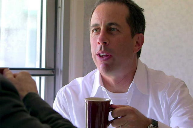jerry seinfeld crackle coffee