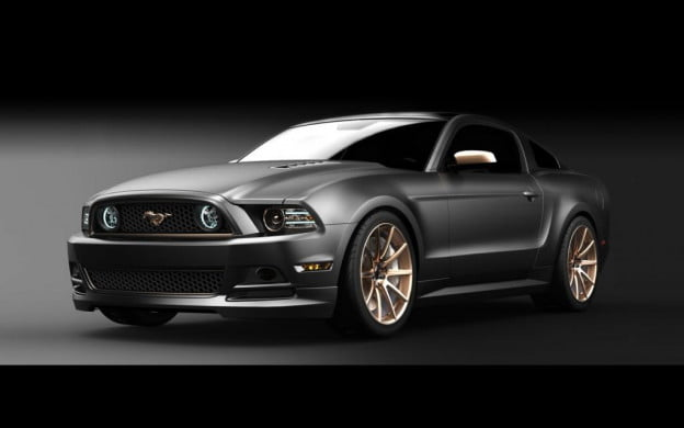 Ford Mustang High Gear