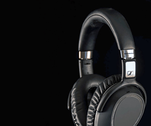 Relish the sound of silence (or really good music) with Sennheiser's PXC 550