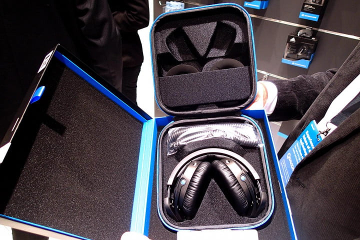 sennheiser hd  dj review headphones box