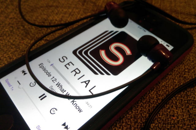 serial season  update episodes podcast stock image