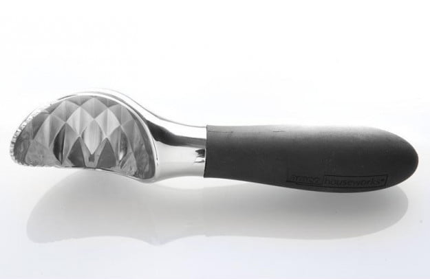 Serrated Ice Cream scoop from Amco Houseworks