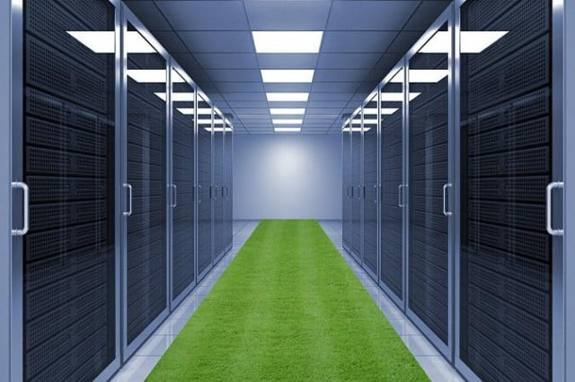 cloud storage servers can be used to heat buildings server