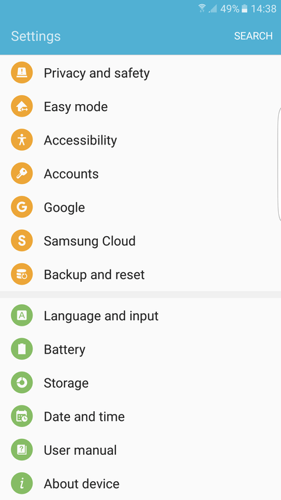 how to free up storage space on your android smartphone or tablet settings