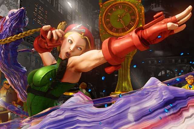 street fighter v adds rage quitting penalty vs cpu mode sf cammy