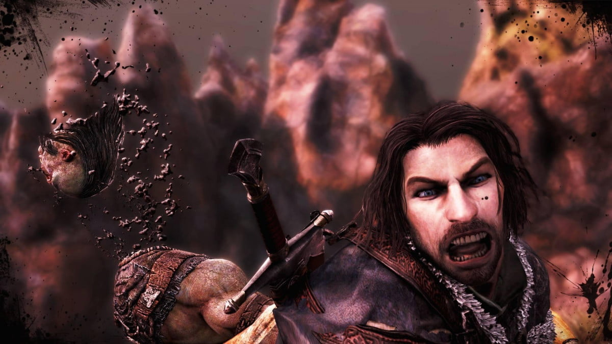 talion ready closeup shadow mordors new photo mode of mordor