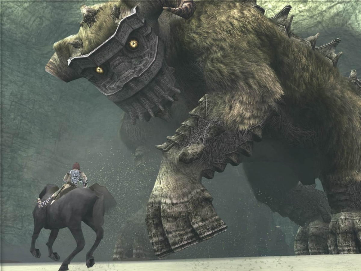 shadow colossus movie finds director of the