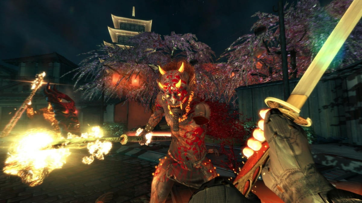 shadow warrior coming ps  xbox one screenshot