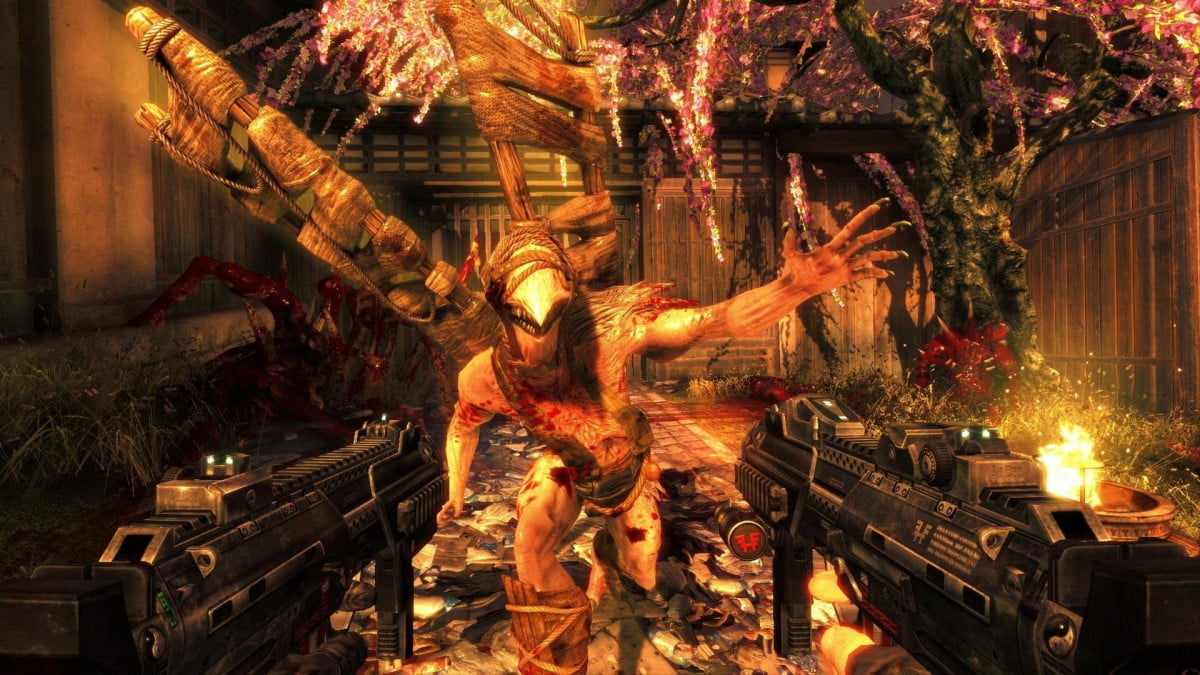 shadow warrior comes ps  xbox one september screen