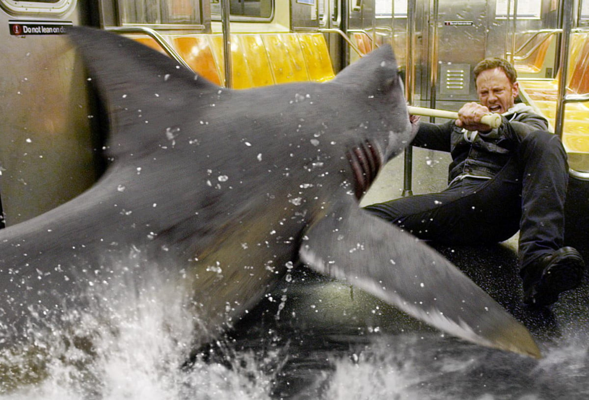 sharknado  title airdate syfy