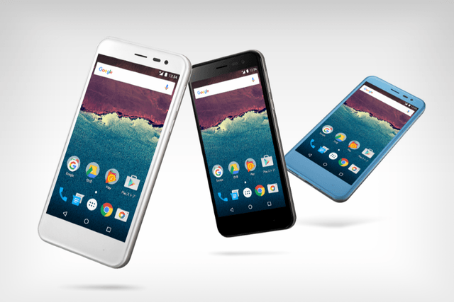 sharp  sh android one