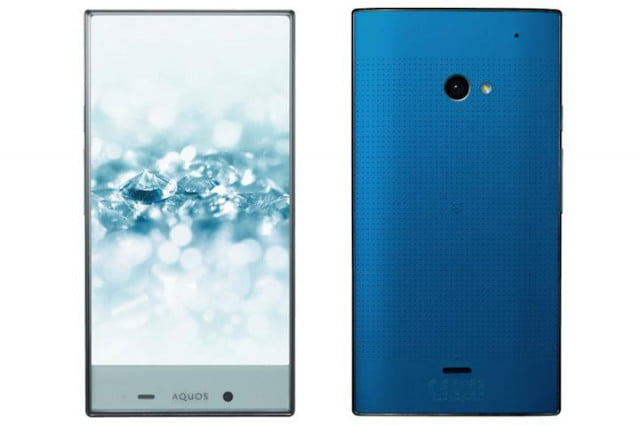 sharp aquos crystal  xx news