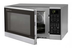 sharp r  bs review convection microwave oven