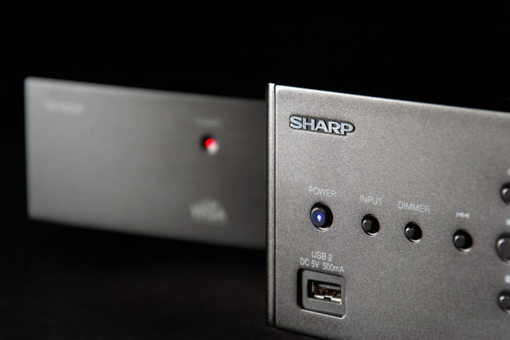 sharp sd wh  u review wisa audio system