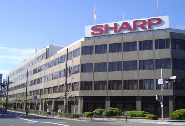 foxconn sharp head office
