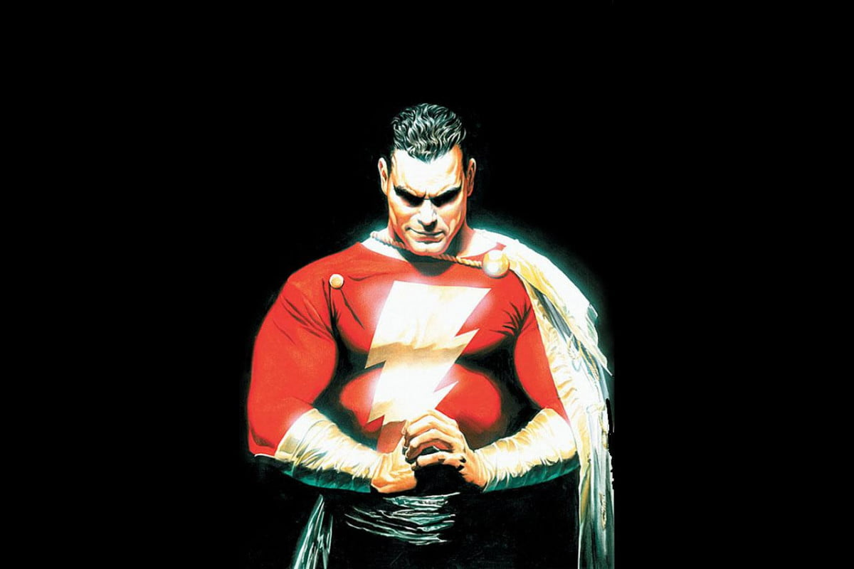 dwayne johnson reveal dc comics character hes playing shazam w