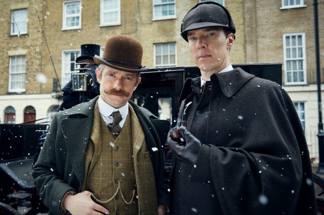 sherlock the abominable bride chinese box office