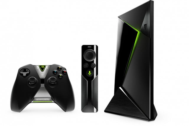 nvidia shield pro with  gb of storage now available android tv still