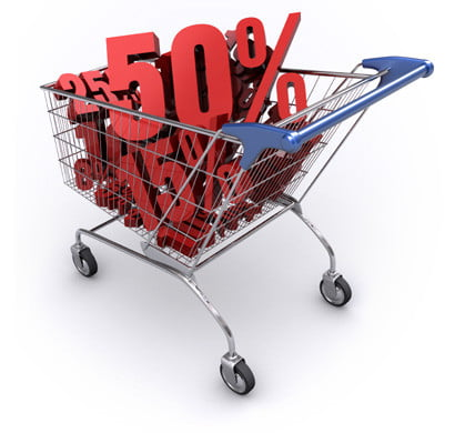 Shopping Cart Discounts